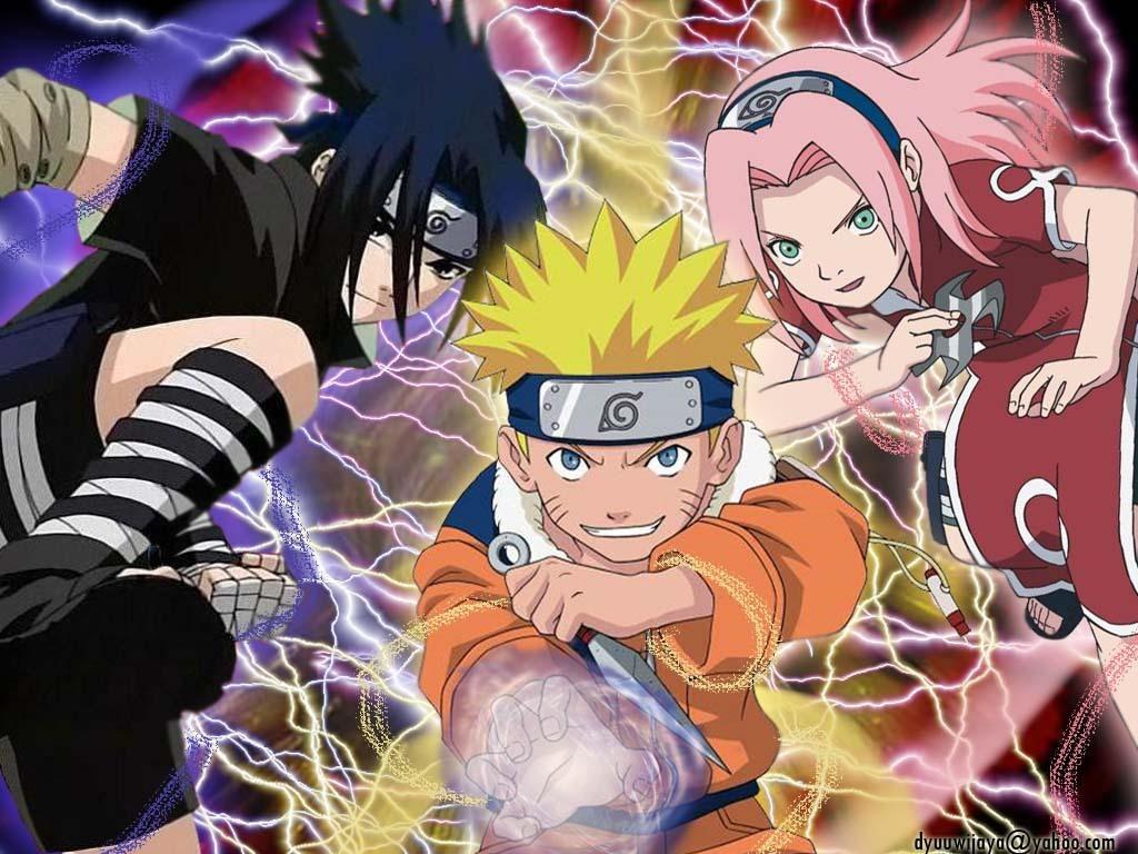 Fantastic Wallpaper Naruto Team 7 - Team-7-naruto-9735582-1024-768  Snapshot.jpg