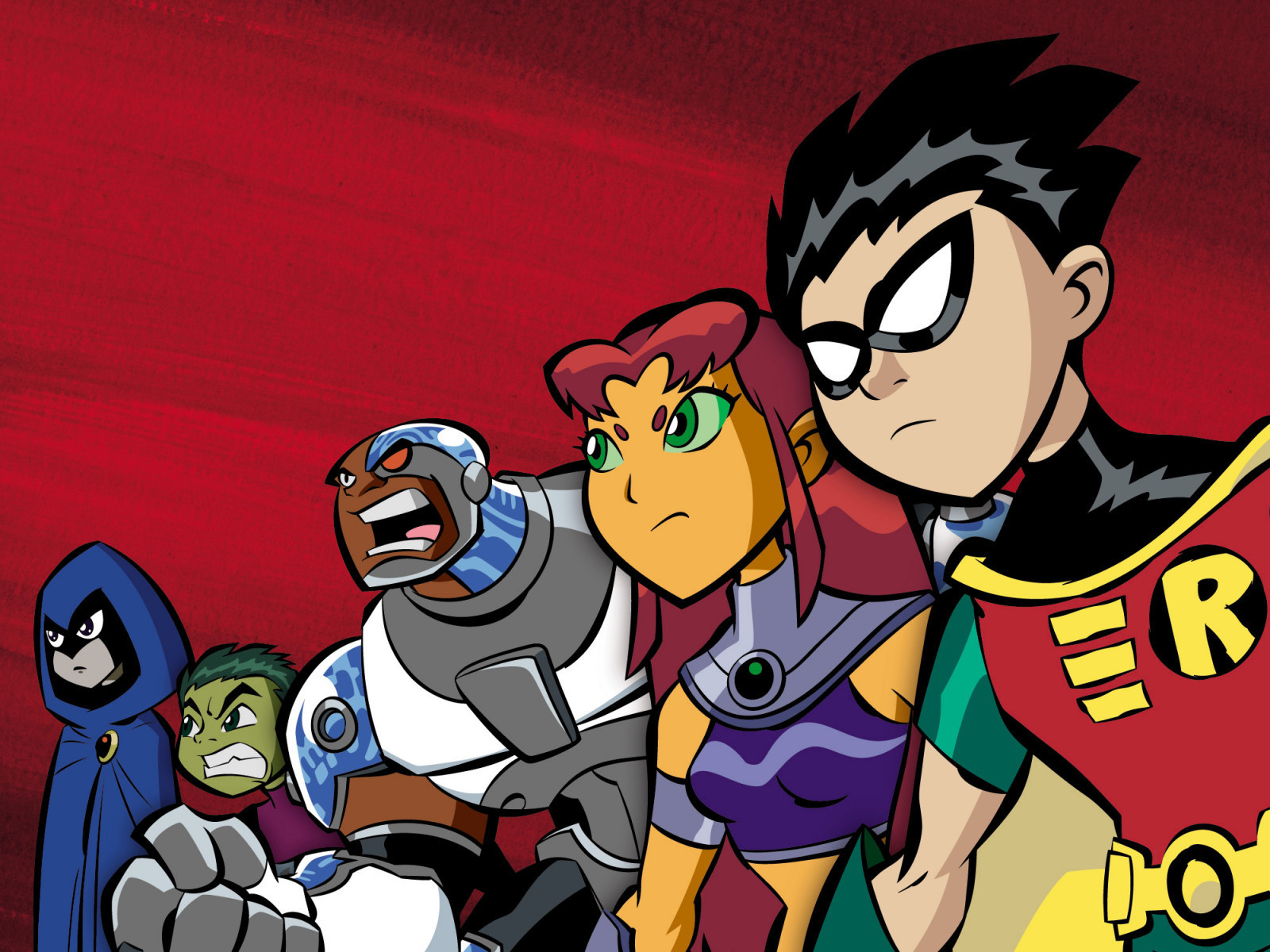 Add Teen Titans To 88