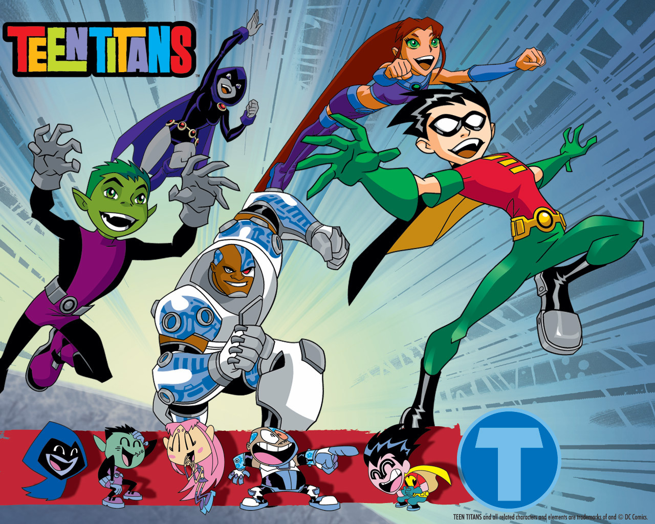 Add Teen Titans To 112