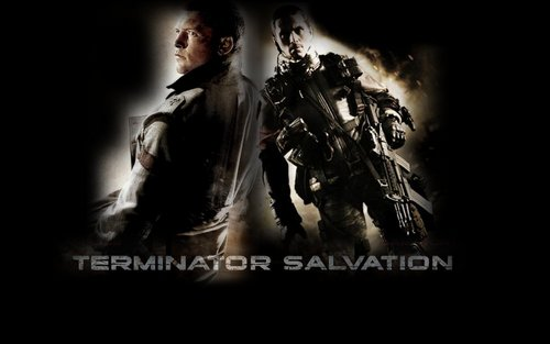 Terminator:Salvation 壁紙
