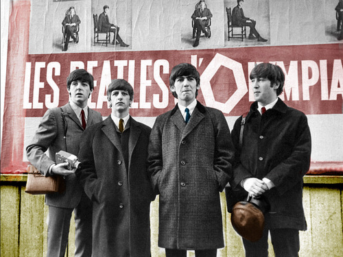 The Beatles - the-beatles Wallpaper