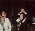 The Beautiful Presley Family - elvis-and-priscilla-presley photo