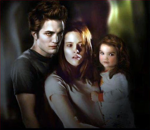 The Cullen Family <3