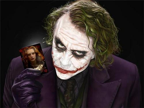 The Joker Is After Alice