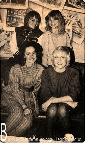 The Ladies of Grease 2