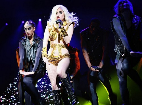 The Monster Ball Tour in Orlando, USA January 3