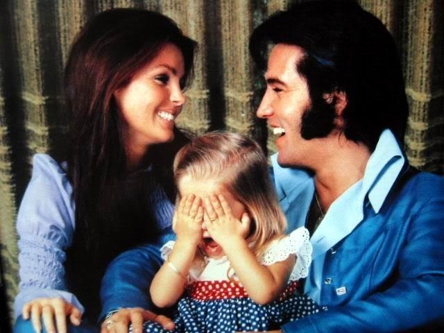 Priscilla Presley family