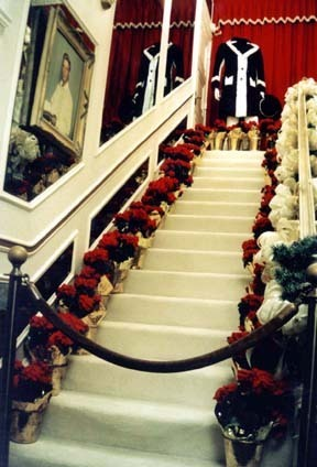 The Staircase At Gracelands