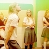 The Virgin Suicides foto probably containing a portrait called The Virgin Suicides