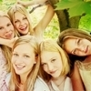 The Virgin Suicides photo containing a portrait entitled The Virgin Suicides