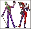 The Joker và Harley Quinn
