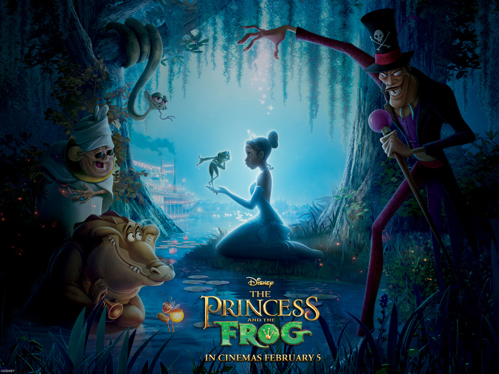 The Princess And The Frog The Princess And The Frog The Princess And The Frog