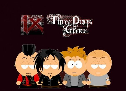 Three Days Grace kertas dinding possibly with a sign and Anime titled Three Days Grace