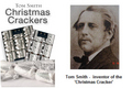Tom Smith (Inventor Of The Christmas Cracker)