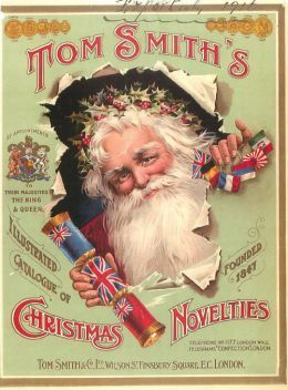 Tom Smith's Natale Crackers (Poster)
