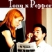 Tony and Pepper