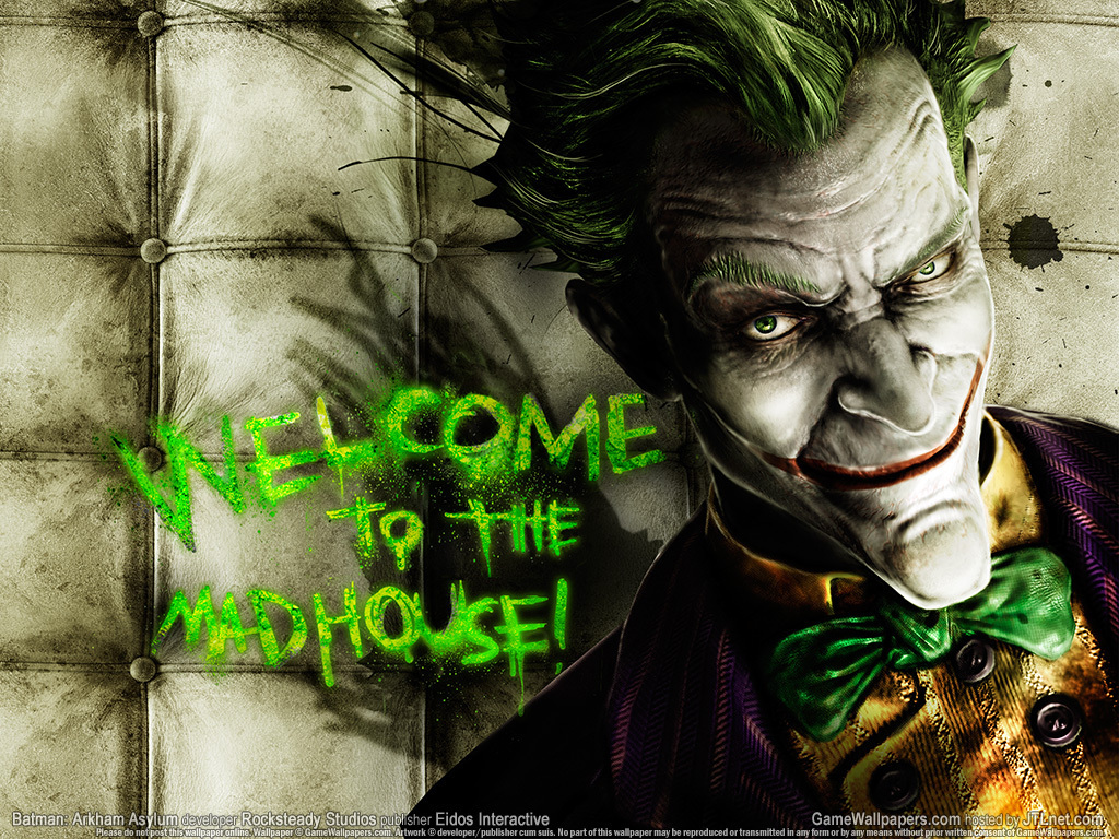 Welcome to the madhouse!