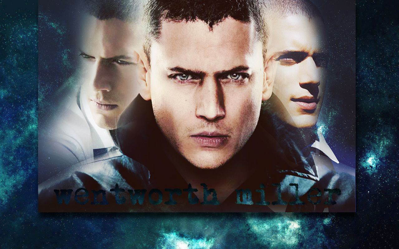 Wentworth Miller - Wallpaper Colection