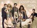 XOXO - gossip-girl wallpaper