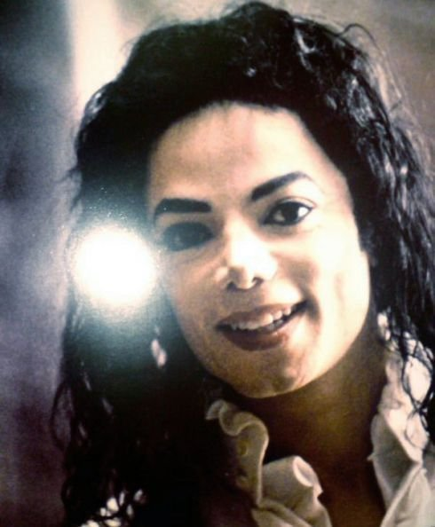 You Are My Inspiration... - michael-jackson photo