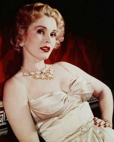 Classic Movies wallpaper with a portrait entitled Zsa Zsa Gabor