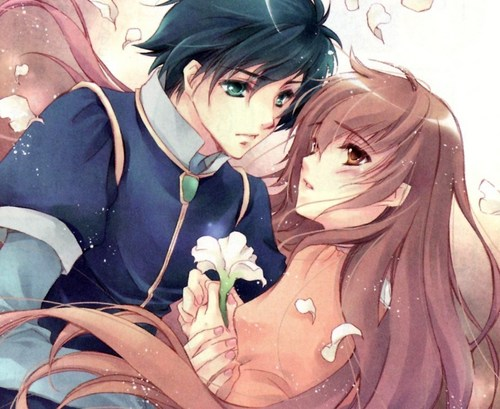 couple - anime-couples Photo