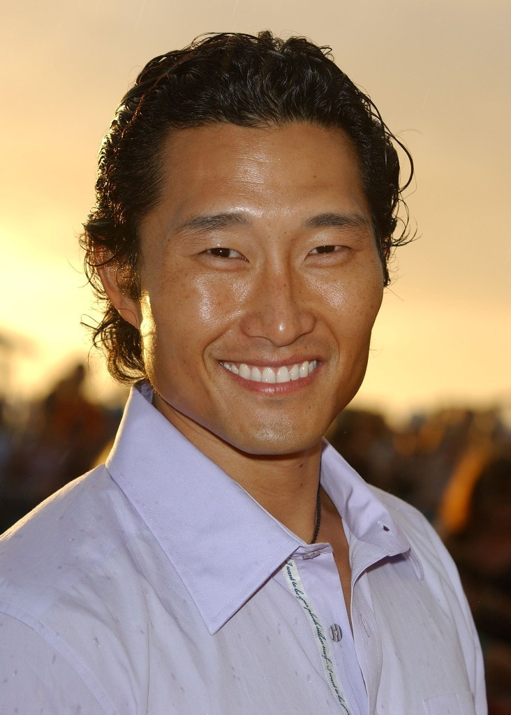 Daniel Dae Kim - Photo Set