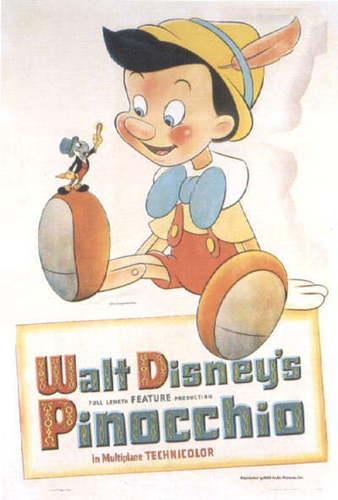 The Original Pinocchio