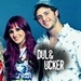dulce maria & chris - dulce-maria-and-christopher icon