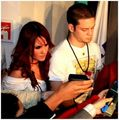 dulce maria & christopher - dulce-maria-and-christopher photo