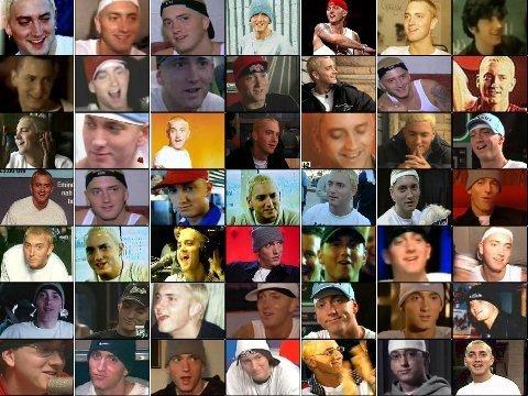 Eminem college