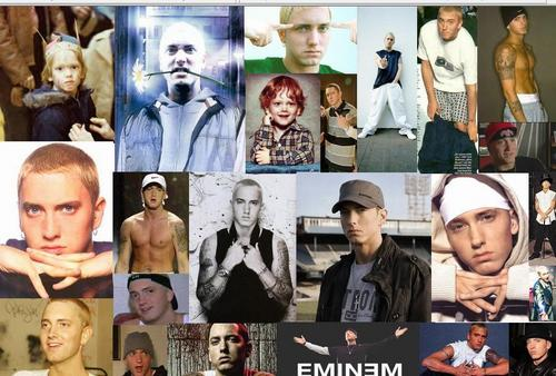 eminem college  - eminem Fan Art