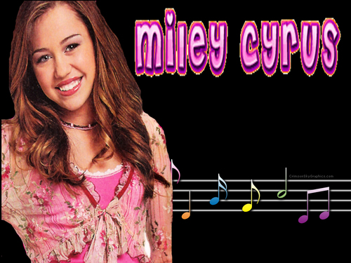 Hannah Montana wallpaper probably containing a portrait called hannah montana