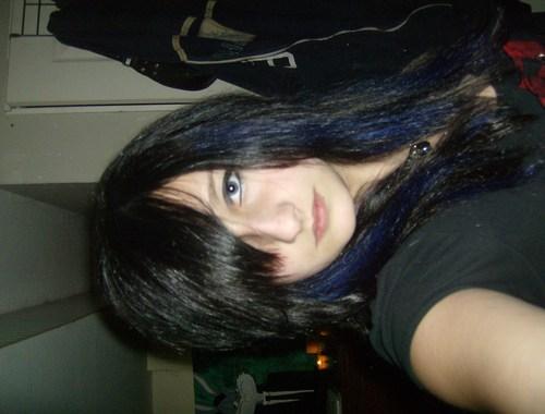 i died my hair like gwens!