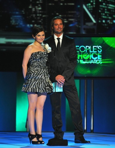 josh holloway People Choice Awards - January 6-2010