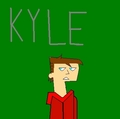 my new fanfic character, Kyle - total-drama-island fan art