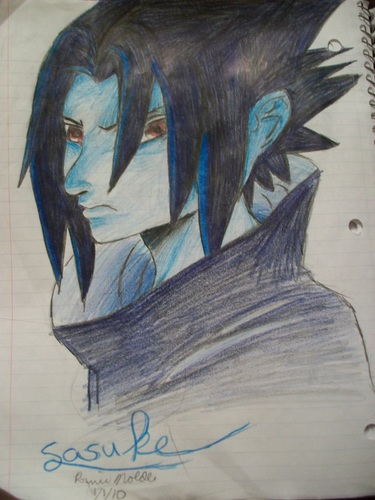 my pics of sasuke