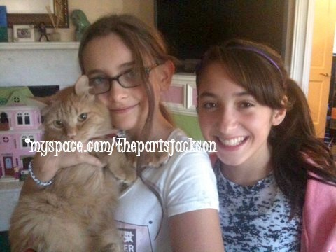 Paris Jackson kertas dinding titled new leaked foto-foto of paris 4