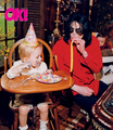 prince paris and michael - the-jackson-family photo