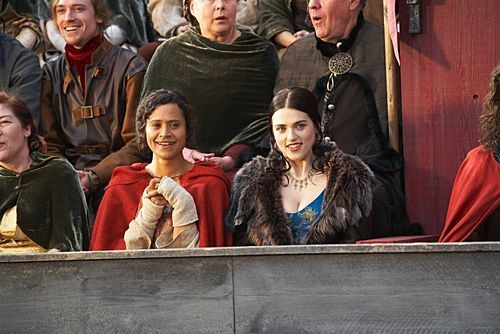 Morgana & Gwen
