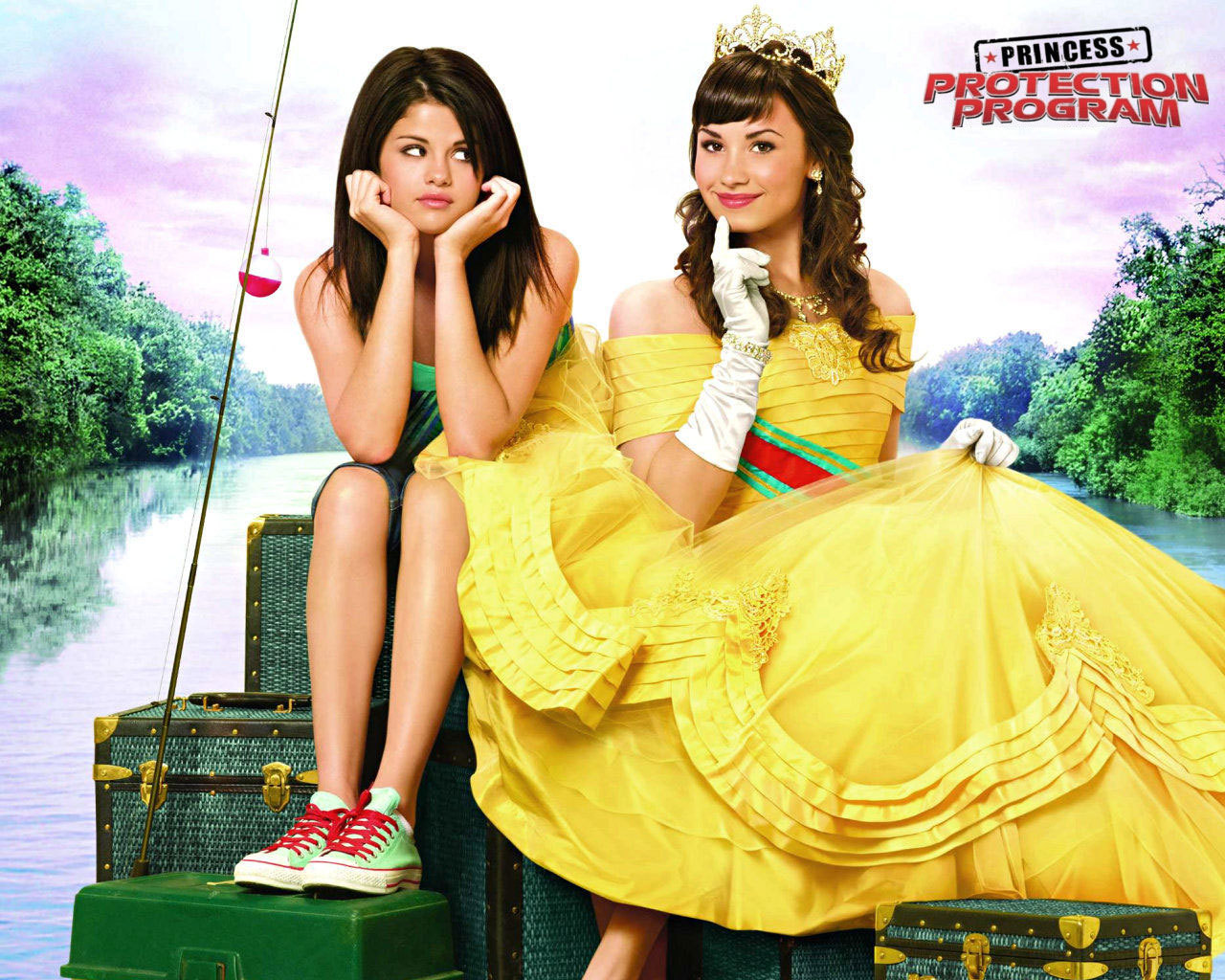 Selena And Demi Ppp Gomez Lovato Wallpaper