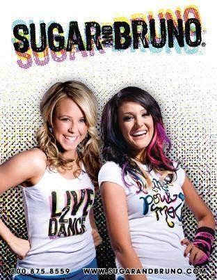 sugar and bruno clothing line
