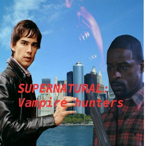 supernatural vampire hunters