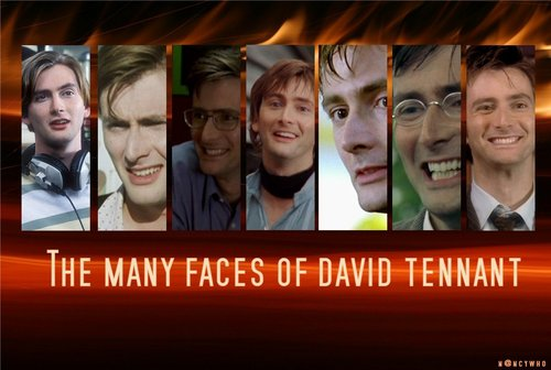 the many faces of