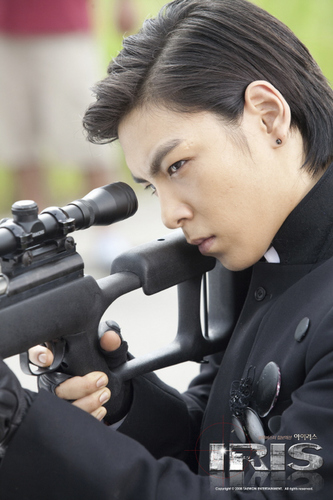 top in his drama