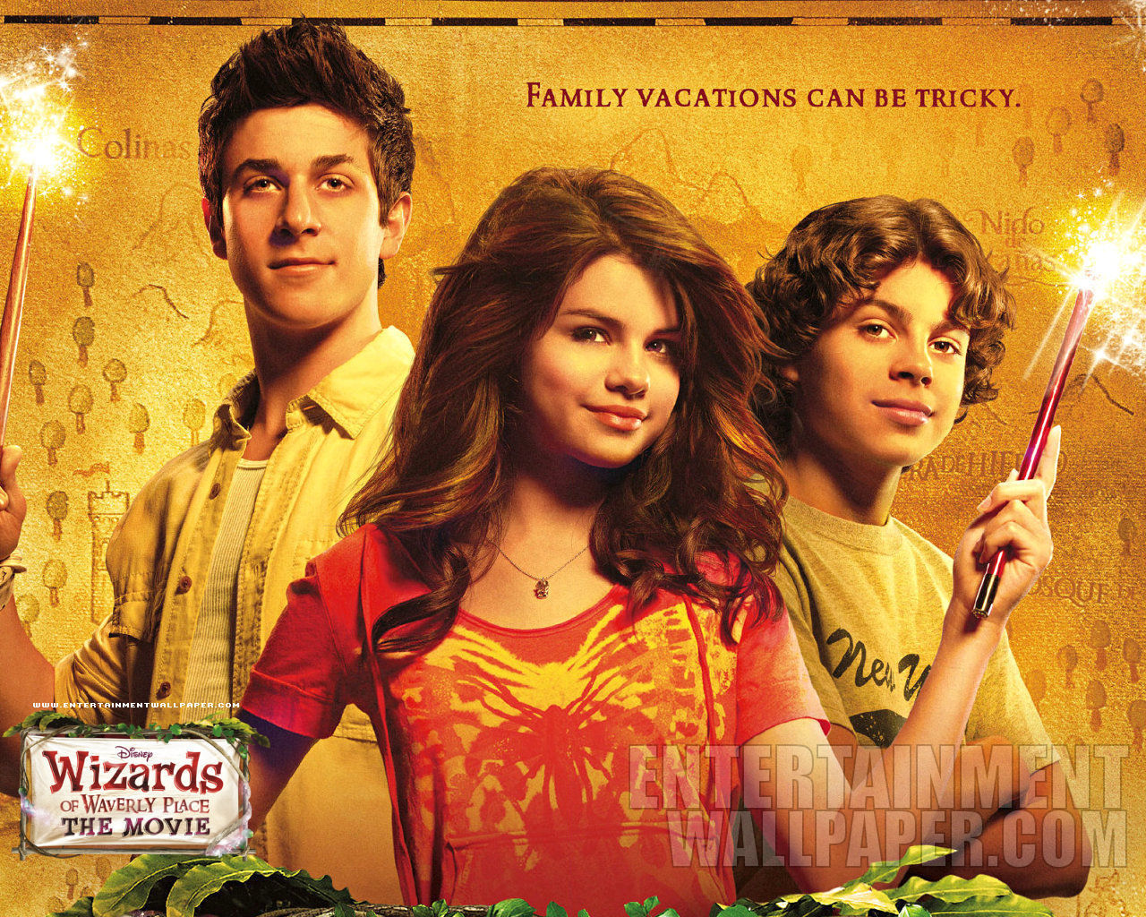 Wizards Of Waverly Place The Movie Images Wizards The