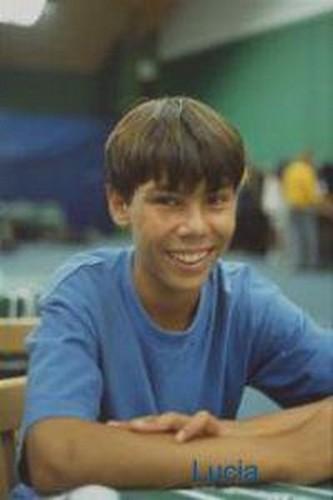 young Rafa