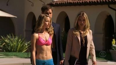 dianna agron bikini