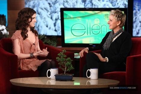 01.08.10: The Ellen DeGeneres mostrar