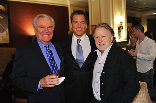 2010 Winter Press Tour with Shane Brennan and Robert Wagner